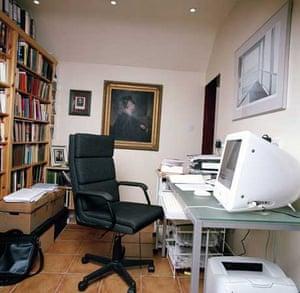 27.09.09: Writers' rooms: Jonathan Bate