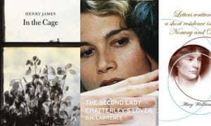 Covers from recent editions of little-known classics