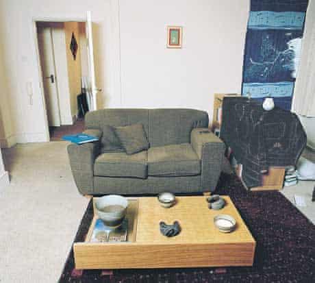 11.10.08: Writers' room: Philip Hensher