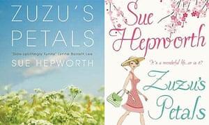 Alternative covers for Zuzu's Petals by Sue Hepworth