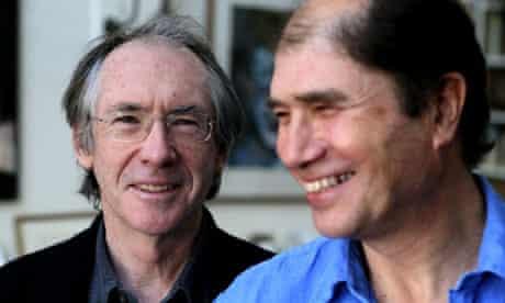 Ian McEwan and Michael Berkeley