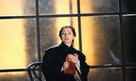 Rebecca Evans in Benjamin Britten's opera version of The Turn of the Screw