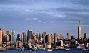 New York Syline