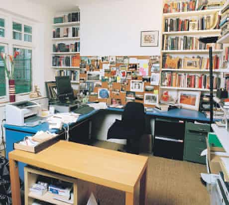 15.11.08: Writers' rooms