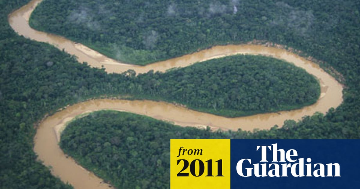Underground river 'Rio Hamza' discovered 4km beneath the