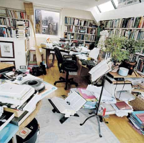 13.12.08: Writers' Rooms: Marina Warner