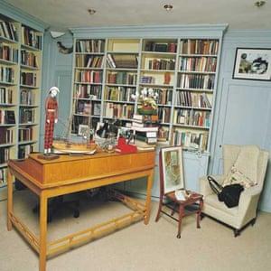 10.01.2009: Writer's rooms [Jane Gardam]