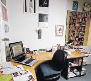 24.01.2009: Writers rooms: Lisa Appignanesi 4