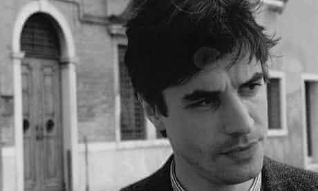 Mick Imlah in Venice in 1987