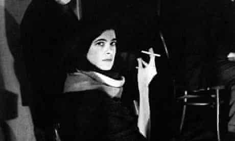 Portrait Of Susan Sontag