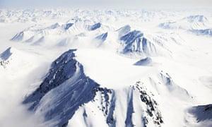Mountains Around Chukotka
