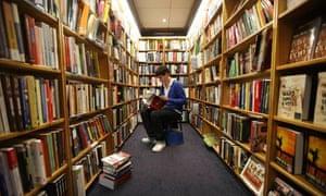 Blackwell bookshop