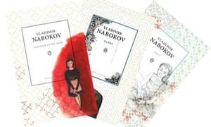 Nabokov  covers