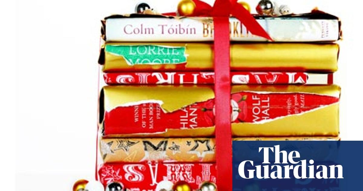 Christmas book choice | Books | The Guardian