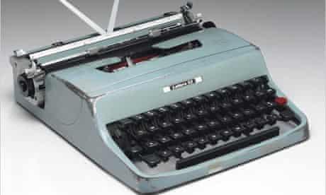 Cormac McCarthy's typewriter