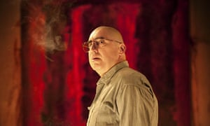 Alfred Molina as Mark Rothko in John Logan's Red at Donmar Warehouse