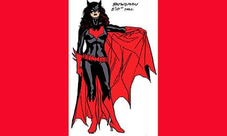 The new Batwoman