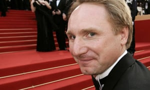 Author Dan Brown attends world premiere of The Da Vinci Code at Cannes Film Festival