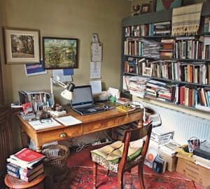 28.02.2009: Writers' rooms: Sebastian Barry
