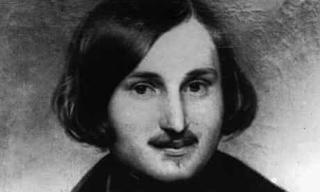 19th-century portrait of Nikolai Gogol