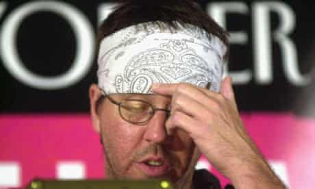 David Foster Wallace reads at the 2002 New Yorker festival
