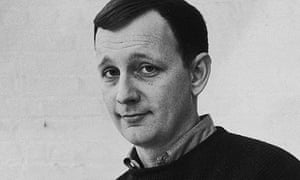 Donald Barthelme in 1964
