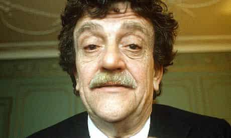 Kurt Vonnegut in 1983.Kurt Vonnegut in 1983.