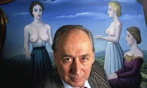 Author JG Ballard dies Aged 78