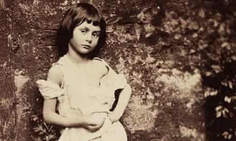 Alice Liddell photographed by Lewis Carroll