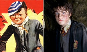 William Brown and Harry Potter.