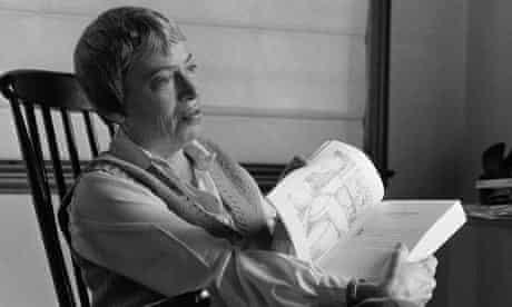 Ursula K Le Guin in 1985.