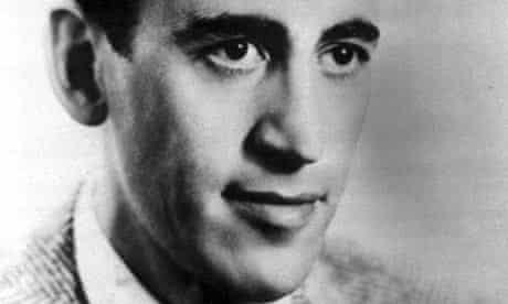 JD Salinger in 1951