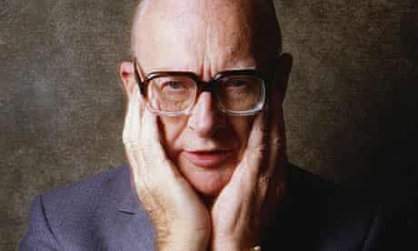 Arthur C Clarke in 1984