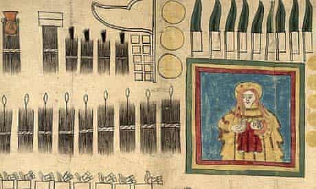 World Digital Library: Huexotzinco Codex, 1531