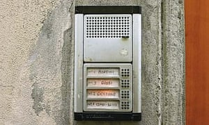 The Doorbells of Florence - Via dell'Ariento, 37
