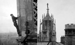 The Night Climbers of Cambridge, by day