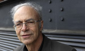 a life in philosophy peter singer books the guardian peter singer