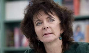 Oxford professor of poetry Ruth Padel