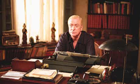 Michael Caine in The Quiet American.