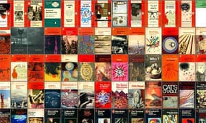 Penguin science fiction covers