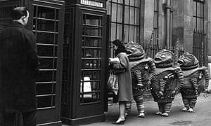 Martians in London