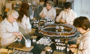 Perfume makers