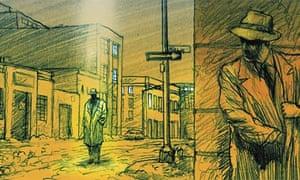Eric Ambler illustration