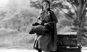 Anne of Green Gables, in 1985 TV adaptation