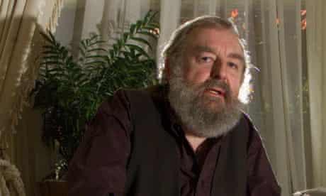 Author Michael Moorcock