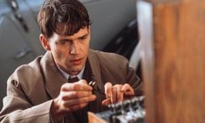 Dougray Scott in Enigma