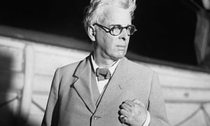 WB Yeats in 1932