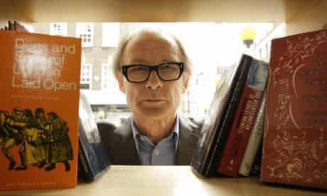 Bill Nighy volunteers for Oxfam Bookfest
