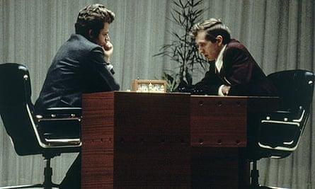 Bobby Fischer v Boris Spassky