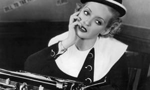Bette Davis in Front Page Woman